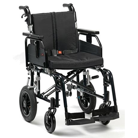 The Transit Enigma Suoer Deluxe Wheelchair