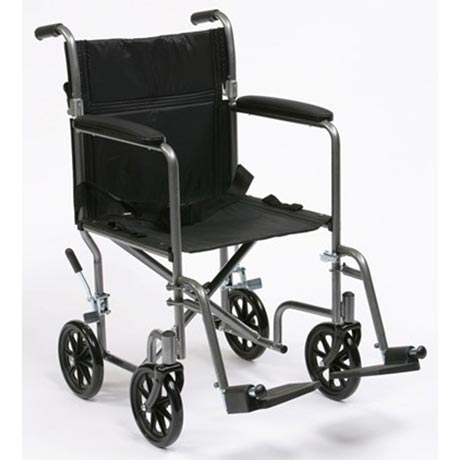 The excellent value Steel Travel Chair