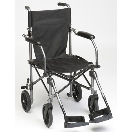 The Travelite wheelchair made for travel